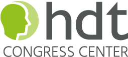 HDT Congress Center Logo